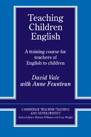 Teaching Children English