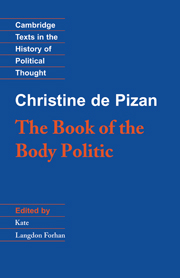 The Book of the Body Politic
