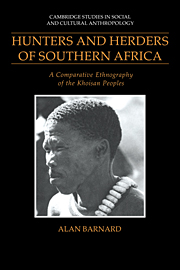 Hunters and Herders of Southern Africa