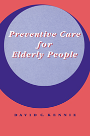 Preventive Care for Elderly People