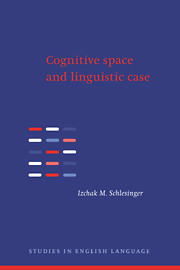 Cognitive Space and Linguistic Case