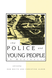 The Police and Young People in Australia