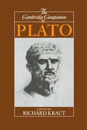 The Cambridge Companion to Plato