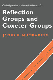 Reflection Groups and Coxeter Groups