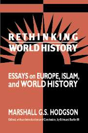 Rethinking World History