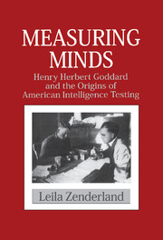 Measuring Minds