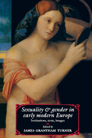 Sexuality and Gender in Early Modern Europe