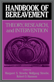 Handbook of Bereavement