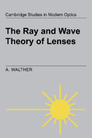 The Ray and Wave Theory of Lenses