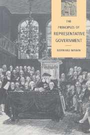 The Principles of Representative Government