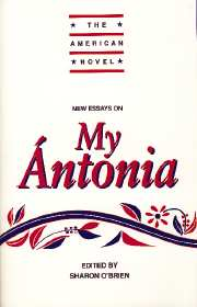 New Essays on My Ántonia