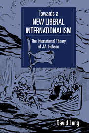 Towards a New Liberal Internationalism