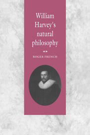 William Harvey's Natural Philosophy