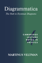 Cambridge Lecture Notes in Physics