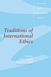 Traditions of International Ethics