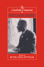 The Cambridge Companion to William James