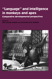 'Language' and Intelligence in Monkeys and Apes