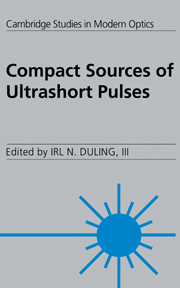 Compact Sources of Ultrashort Pulses