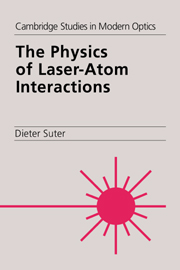 The Physics of Laser-Atom Interactions