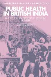 Public Health in British India