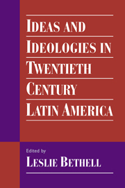 Ideas and Ideologies in Twentieth-Century Latin America