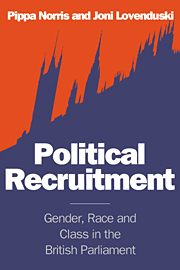 Political Recruitment