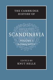 The Cambridge History of Scandinavia