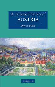 A Concise History of Austria