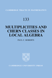 Multiplicities and Chern Classes in Local Algebra