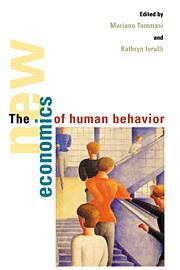 The New Economics of Human Behaviour