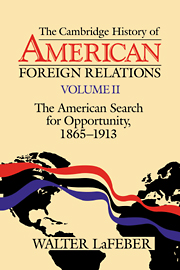 The Cambridge History of American Foreign Relations