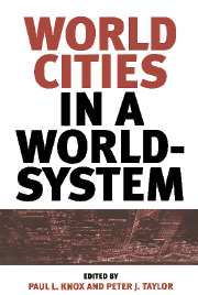 World Cities in a World-System
