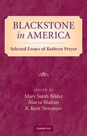 Blackstone in America