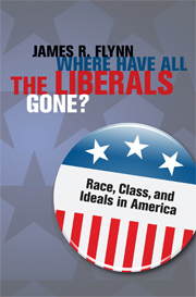 Where Have All the Liberals Gone?