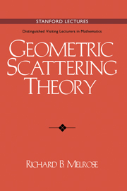 Geometric Scattering Theory