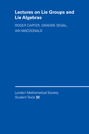 Lectures on Lie Groups and Lie Algebras