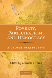 Poverty, Participation, and Democracy