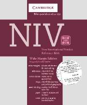 NIV Wide Margin (US)