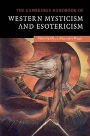 The Cambridge Handbook of Western Mysticism and Esotericism