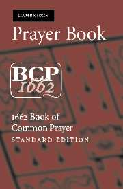 Book of Common Prayer Standard Edition
