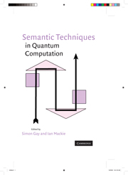Semantic Techniques in Quantum Computation