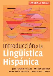 LINGUISTICA A LA INTRODUCCION HISPANICA