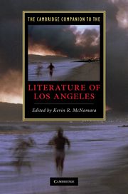 The Cambridge Companion to the Literature of Los Angeles