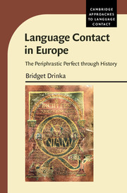 Language Contact in Europe