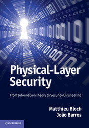 Physical-Layer Security