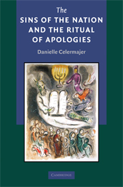 The Sins of the Nation and the Ritual of Apologies