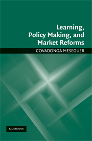 Learning, Policy Making, and Market Reforms