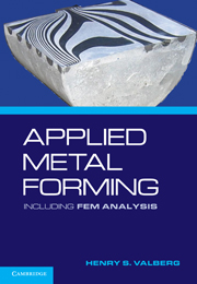 Applied Metal Forming