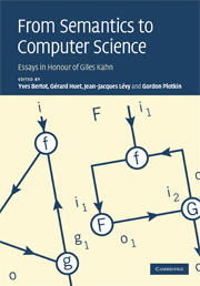 From Semantics to Computer Science