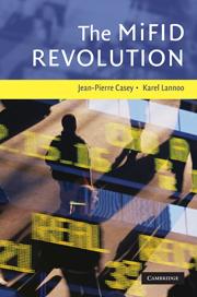 The MiFID Revolution